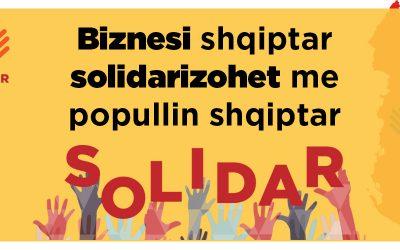 """Suksesi i nismës """"Solidaritet përballë pandemisë"""""""